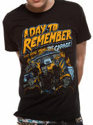 A Day To Remember (They Came From The Garage) T-shirt