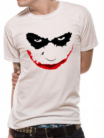 Batman (Joker Smile Outline) T-shirt Preview