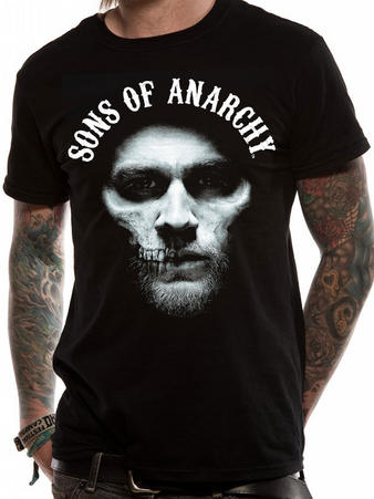 Sons Of Anarchy (Jax) T-shirt Preview