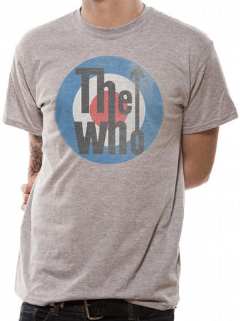 The Who (Target) T-shirt Preview
