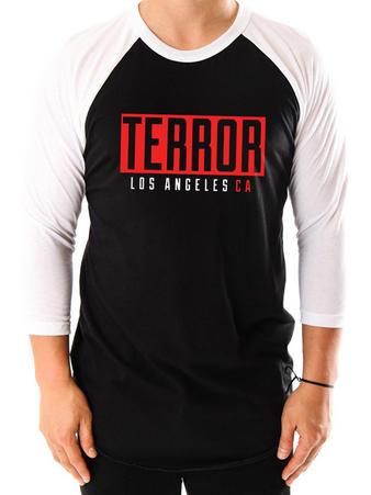 Terror (LA) Raglan Preview