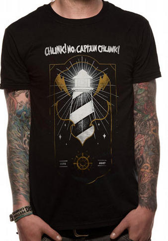 Chunk! No, Captain Chunk! (Lighthouse) T-shirt Preview