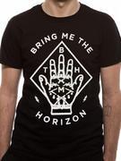 Bring Me The Horizon (Diamond Hand) T-shirt