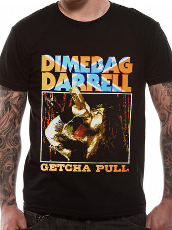 Dimebag (Getcha Pull) T-shirt Preview