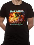 Iron Maiden (Fear to Eternity Album) T-shirt