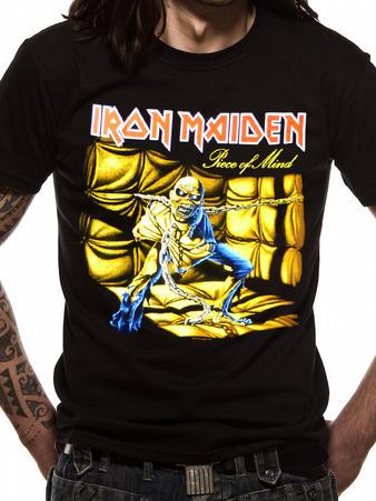 Iron Maiden (Piece Of Mind) T-shirt