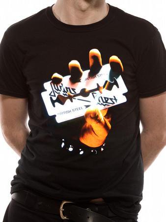 Judas Priest (British Steel) T-shirt Preview