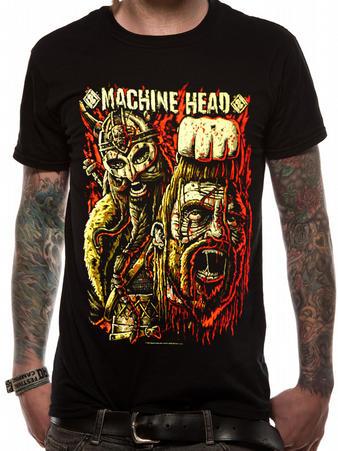 Machine Head (Goliath) T-shirt Preview