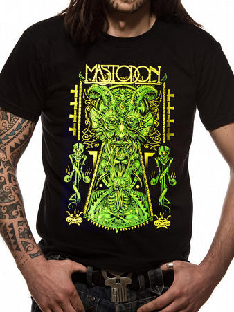 Mastodon (Devil) T-shirt Preview