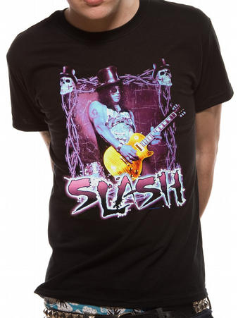 Slash (Razorwire) T-shirt Preview