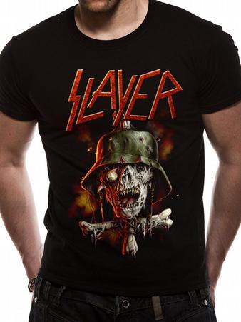 Slayer (Soldier Cross V2) T-shirt