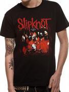 Slipknot (Band Frame) T-shirt