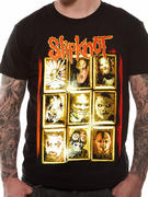 Slipknot (New Masks) T-shirt