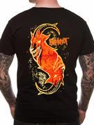 Slipknot (New Masks) T-shirt Thumbnail 2