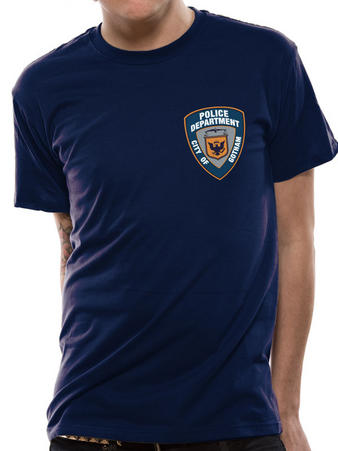 Batman (Gotham City GCPD) T-shirt Preview