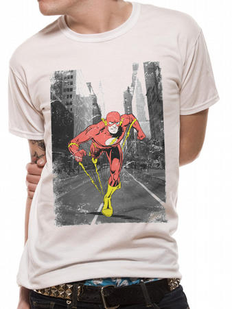 The Flash (NYC Scarlet Speedster) T-shirt Preview