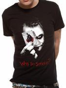 Batman (Why So Serious?) T-shirt