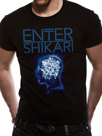 Enter Shikari (Mindsweep) T-shirt Preview