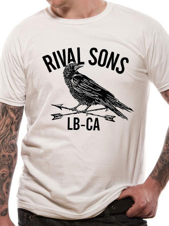 Rival Sons (Crow) T-shirt Preview