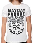 Mayday Parade (Bird And Keys) T-shirt