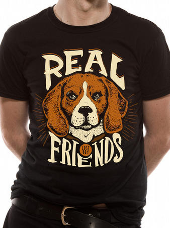 Real Friends (Shane The Dog) T-shirt Preview