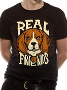 Real Friends (Shane The Dog) T-shirt