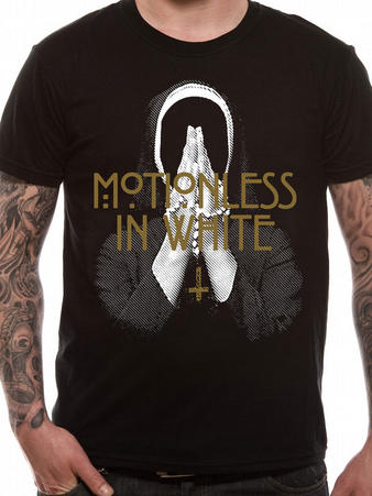Motionless In White (Nun) T-shirt Preview