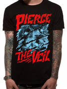 Pierce The Veil (Scratched Logo) T-shirt