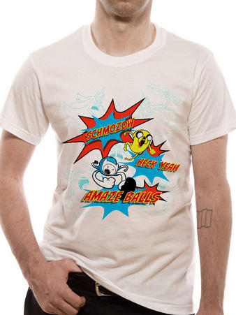 Adventure Time (Amaze-Balls) T-shirt Preview