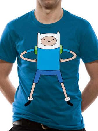 Adventure Time (Finn) T-shirt Preview