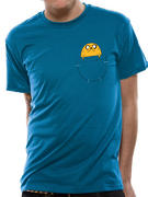 Adventure Time (Jake Pocket) T-shirt