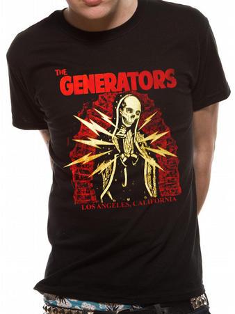 Generators (LA) T-Shirt Preview