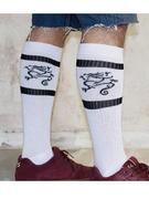 Sick Of It All (Logo) Tube Socks