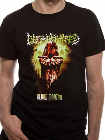 Decapitated (Blood Mantra) T-Shirt Preview