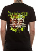 Decapitated (Blood Mantra) T-Shirt Thumbnail 2