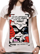 Harley Quinn (You're The Problem) T-shirt