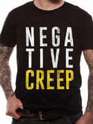 Nirvana (Negative Creep) T-shirt Thumbnail 1