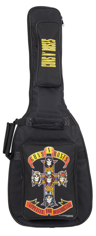 Guns N Roses (Appetite) Electric Guitar Case Preview