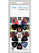 The Police (12 Pack) Guitar Picks