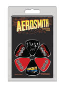Aerosmith (6 Pack) Guitar Picks