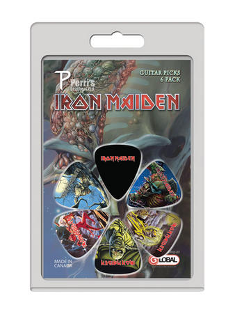 Iron Maiden (Killers 6 Pack) Guitar Picks Preview