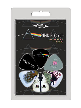 Pink Floyd (Dark Side 6 Pack) Guitar Picks Preview