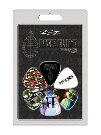 Pink Floyd (Animals 6 Pack) Guitar Picks Preview