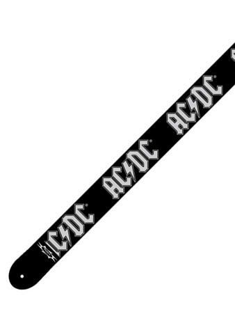 AC/DC (Logo) Polyester Guitar Strap Preview