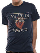 As It Is (Concrete) T-shirt