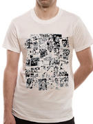 Black Flag (Flyers) T-Shirt