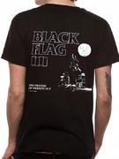 Black Flag (Process Of Weeding Out) T-Shirt Thumbnail 2
