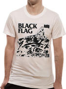 Black Flag (Six Pack) T-Shirt