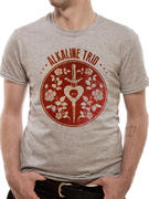 Alkaline Trio (Emblem) T-shirt