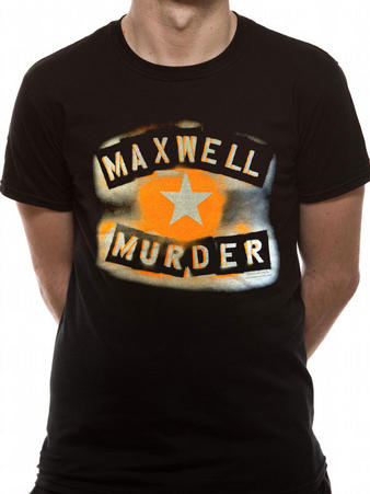 Rancid (Maxwell Murder) T-shirt Preview
